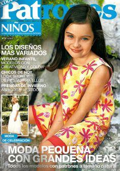 Precio de liquidación. 18 Revista PATRONES NIÑOS adicionales