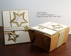 Star Framelits, Takeout Boxes