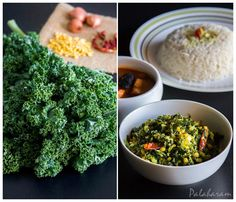 Kale Curry~must try