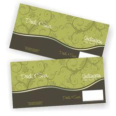 Desain kartu undangan online - Jasa desain grafis online Hakameru.com