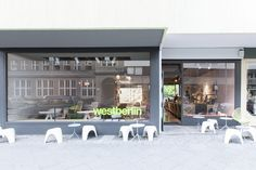 westberlin coffee bar & mediashop berlin collagedesign.pl
