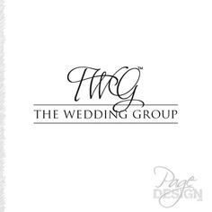 Logo for The Wedding Group, Rotorua, New Zealand