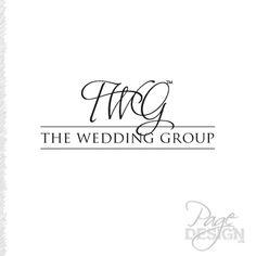 Logo for The Wedding Group, Rotorua, New Zealand