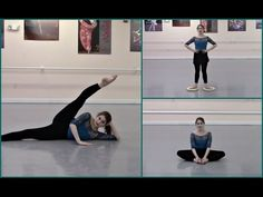 Exercises for Improving Turnout - YouTube