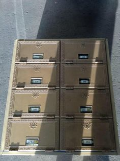 P.O. Box (Brass) 8 Slot http://www.lcwprops.com/item?id=4896