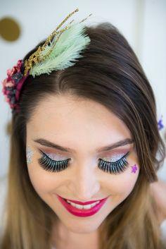 Maquiagem de Carnaval - Chata de Galocha