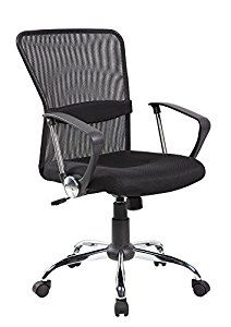 eurosports Mesh Chair Mid-back Swivel Computer home & Office Task Chair,height Adjustable,Black Mesh Chair, Mesh Office Chair, Office Chairs, Bar Chairs, Office Desk, Adjustable Office Chair, Ergonomic Office Chair, Chairs For Rent, Chairs For Sale