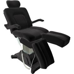 Multi Use 5-Motor Electric Bed with Split Legs - Ideal for Facials + Beauty Treatments + Massage + Tattooing  and More! - This versatile chair is is attractive and comfortable. It is ideal for facials, beauty treatments, massage, podiatry, tattoos and mor