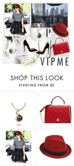 """VIPME .COM  18"" by ramiza-rotic ❤ liked on Polyvore featuring Muuto, Stetson, Christian Louboutin and vipme"