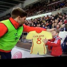 """""""Nice touch from the skipper!"""""""
