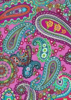 Timeless Treasures fabric: I Love Paris This fabric would be a great inspiration for Zentangle Motif Paisley, Paisley Design, Paisley Pattern, Pattern Art, Paisley Print, Pattern Design, Paisley Fabric, Paisley Color, Textures Patterns