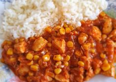 Meat Recipes, Chicken Recipes, Dinner Recipes, Healthy Recipes, Recipes From Heaven, Chana Masala, Food And Drink, Pasta, Lunch