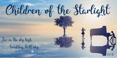 Free font Children of the Starlight by Cat Butcher