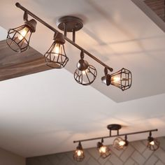 Updating Fluorescent Lighting Kitchen Decor In 2019