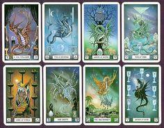 The Dragon Tarot Deck