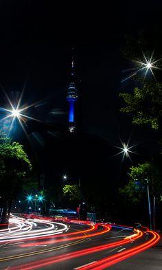 Namsan Tower, Seoul.