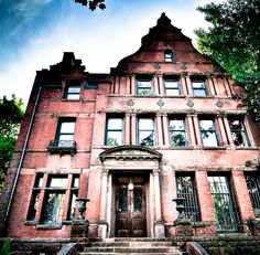 Toutorsky Mansion, Washington DC.      #house