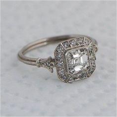 Antique engagement rings vintage (9)
