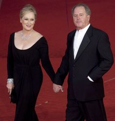 Meryl Streep and Don Gummer married since 1978 and have 4 children Long-lasting couples