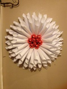 One Of My DIY Christmas Wreaths