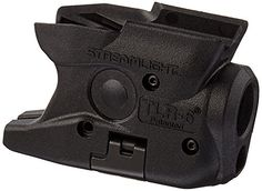 Streamlight 69273 TLR6 Tactical Pistol Light for SW MP Shield with Two CR 13N Lithium Batteries White LED and Red Laser -- Click on the image for additional details.