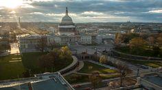 Quienes visitaban el Capitolio se tenían que conformar con una imágen cubierta de andamios oxidados y antiestéticos. Eso ya es cosa del pasado