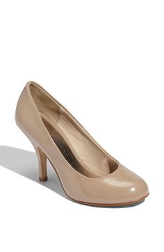Finally! Nude pumps that won't make me look like a gaint