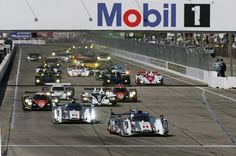 Another historic racing success for Audi: The Audi R18 e-tron quattro's victory marked the first ever of a hybrid race car at the Sebring 12 Hours in the history of the U.S. endurance classic.