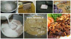 Rahasia.id: Resep Gepuk Sapi Khas Sunda