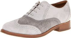 "Sebago Women's Whitmore Oxford Loafer - leather, suede, and nubuck upper with recycled rice rubber sole sole, heel 1"" $113.47"