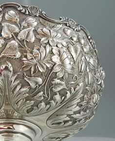 Lovely piece of Sterling with beautiful ...   Vintage/Antique Silver