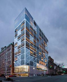 Moneo Brock. Northwest Science Building, Manhattan (Nueva York, EEUU).