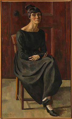 roger fry | Fry, Roger (1866-1934) - 1919 Gabrielle Soene (Metropolitan Museum of ...