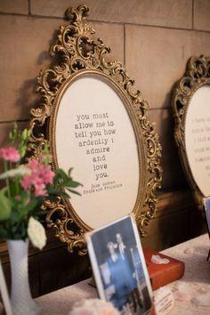 "Quote from JANE AUSTEN´s ""Pride and Prejudice"" !!! - St. Paul Library Wedding from Laura Ivanova Photography #janeausten"