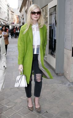 Elle Fanning is this week's Style Icon!