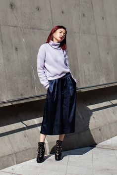 On the street… Seoul fashion week 2016 S/S