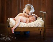 Newborn Photo Prop Bed