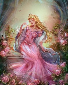 Disney Princess Paintings, Disney Princess Art, Disney Princess Drawings, Disney Fan Art, Alternative Disney Princesses, All Disney Princesses, Disney Villains, Disney Characters, Old Disney