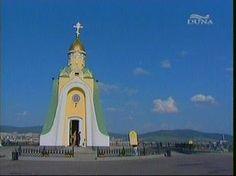 Kápolna, Csita város felett, Szibéria