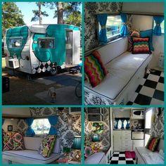 Vintage Camper by effie