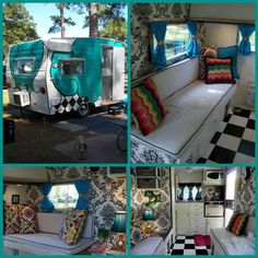 Vintage Camper by effie