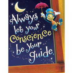 Pinocchio Conscience Poster | Eureka School