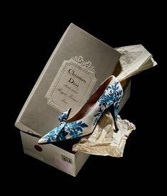 Лодочки Versailles, Christian Dior by Roger Vivier, 1960