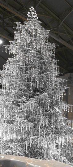 Swarovski Crystal Tree