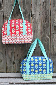 Sew Sweetness bag pattern