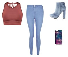 """""""OOTD"""" by anissakhl on Polyvore featuring mode, New Look et Charlotte Russe"""