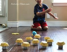 The Activity Mom: Developing Gross Motor Skills (8 Activities)