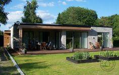 Set fra haven Villa, Garden Plants, House Plans, Sweet Home, Mid Century, Dreams, Future, Architecture, Building