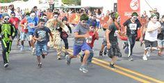 Exito en carrera De la Calavera  #Deportes