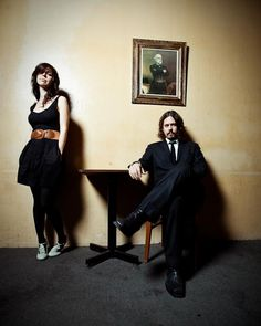 The Civil Wars. --- these guys are great! just started listening to them last night, do not regret anything.